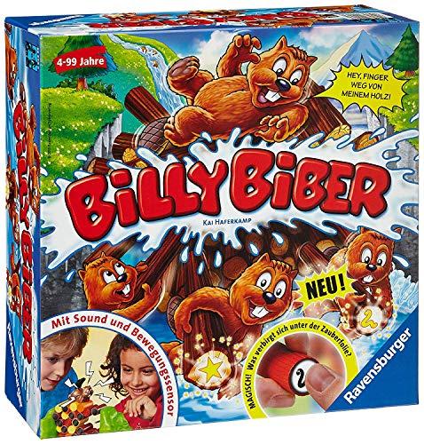 Ravensburger 22246 Lustige Kinderspiele Billy Biber