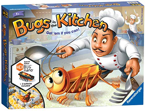 Bugs in The Kitchen