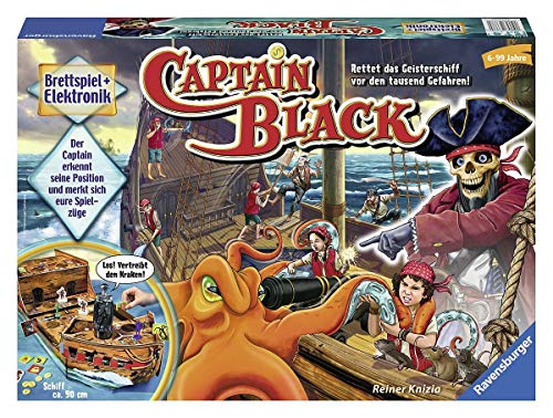 Ravensburger 22293 – Captain Black