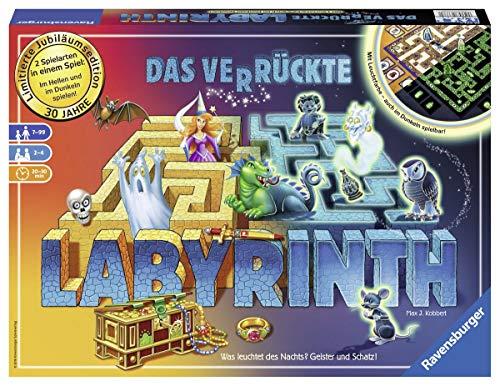 Ravensburger 26687 – Das verrückte Labyrinth – Jubiläums-Version