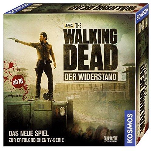 Kosmos 692308 – the Walking Dead – Der Widerstand