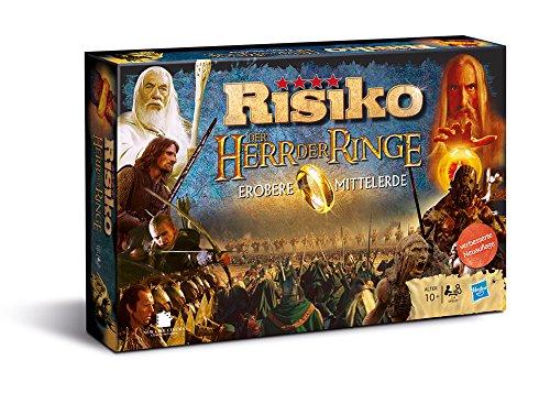 Risiko Herr der Ringe Edition – Der Kampf um Mittelerde (Deutsch) | Brettspiel