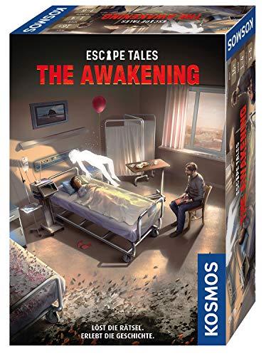 Kosmos 693008 Escape Tales – The Awakening – Löst die Rätsel. Erlebt die Geschichte. Escape-Room-Spiel
