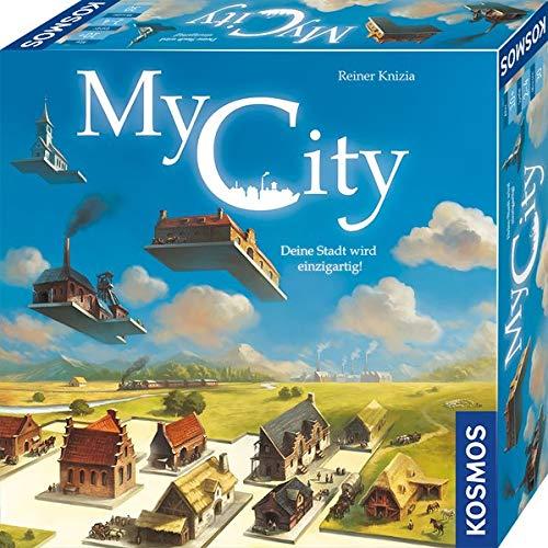 Kosmos 691486 My City – Deine Stadt wird einzigartig Familienspiel