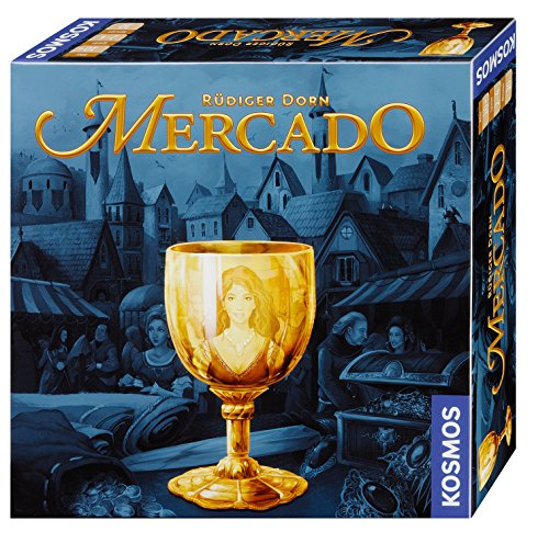 KOSMOS Spiele 692964 – Mercado