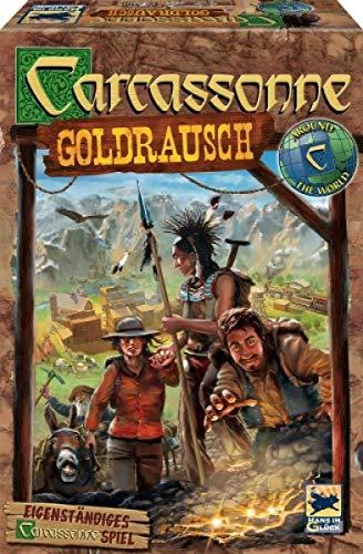 Schmidt Spiele  Carcassonne, Goldrausch