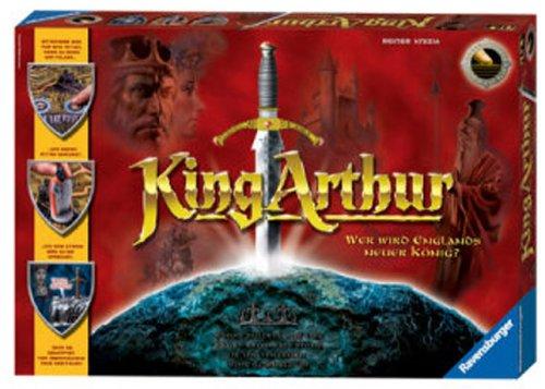 Ravensburger 26265 – King Arthur – Wer wird Englands neuer König?