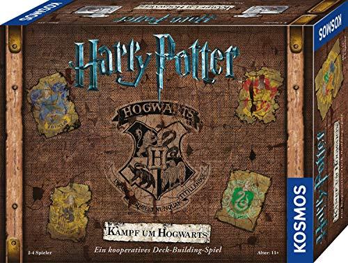 KOSMOS 693398 – Harry Potter Kampf um Hogwarts. Das Harry Potter Spiel Hogwarts Battle in deutscher Sprache