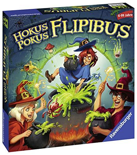 Ravensburger 20355 Lustige Kinderspiele Hokus Pokus Flipibus