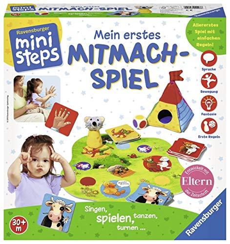 Ravensburger ministeps 04498 – Mein erstes Mitmach-Spiel