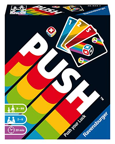 Ravensburger 26828 Familienspiele Kartenspiele