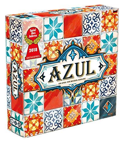 Pegasus Spiele 54801G – Azul (Next Move Games) Spiel des Jahres 2018