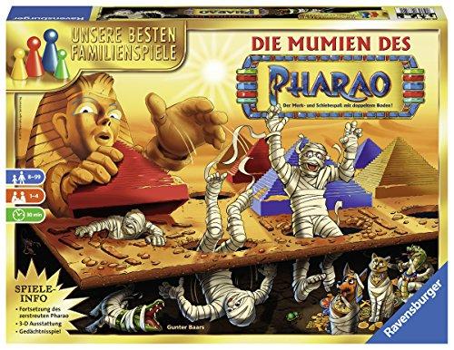 Ravensburger 26752 Familienspiele Die Mumien des Pharao Spiel