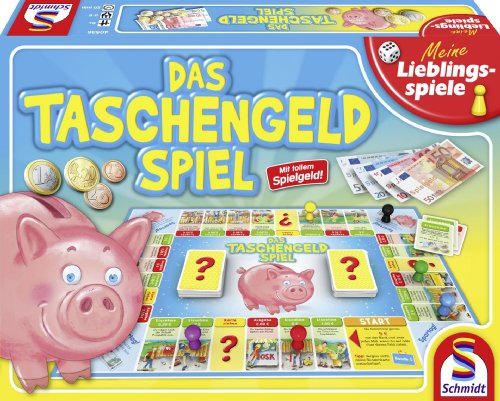 Schmidt Spiele 40536 – Taschengeldspiel