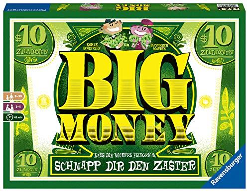 Ravensburger 26057 Familienspiele Big Money