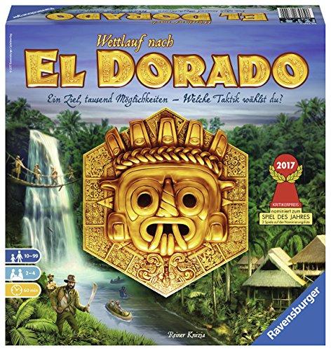 Ravensburger 26720 Kartenspiele Wettlauf nach EL Dorado Spiel