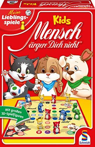 Schmidt Spiele 40534 – Mensch ärgere Dich nicht Kids