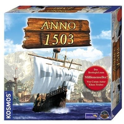 Kosmos – Anno 1503 Brettspiel
