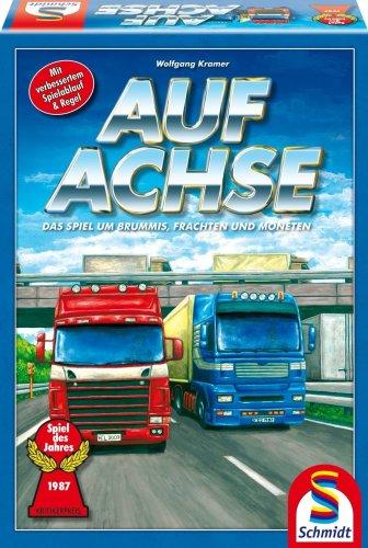 Schmidt Spiele 49090 – Auf Achse, Spiel des Jahres 1987