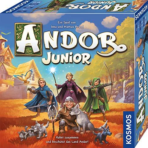KOSMOS 698959 Andor Junior, spannendes Kinderspiel ab 7 Jahre