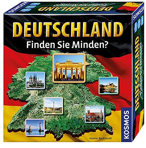 KOSMOS  692797 – Deutschland – Finden Sie Minden?