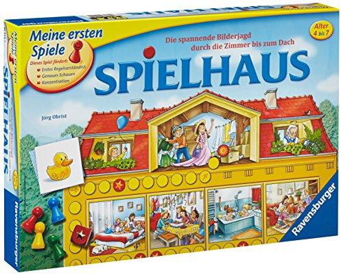 Ravensburger 21424 – Spielhaus
