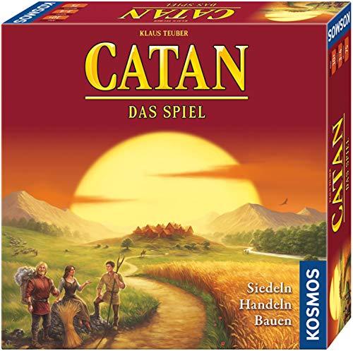 Kosmos – CATAN – Das Spiel, neue Edition, Strategiespiel