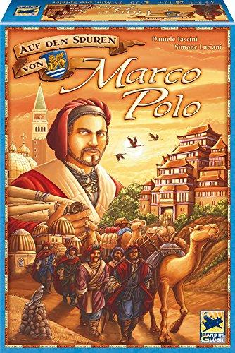 Schmidt Spiele – Auf den Spuren von Marco Polo, Spiel