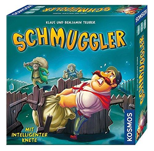 KOSMOS Spiele 692544 – Schmuggler, Brettspiel
