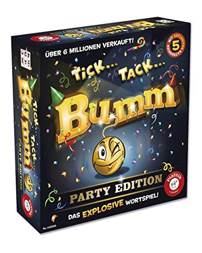 Piatnik 648366 – Tick Tack Bumm Party Edition