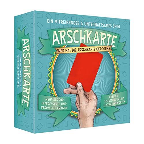 Kylskapspoesi 43015 – Arschkarte – Wer hat die Arschkarte gezogen?