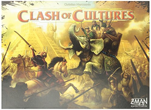 Z-Man Games 7100 – Clash of Cultures Brettspiele